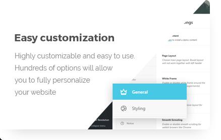 easy-customization